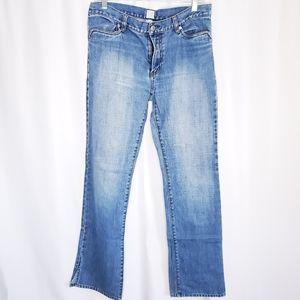 Gap vintage straight leg light wash jeans sz 10